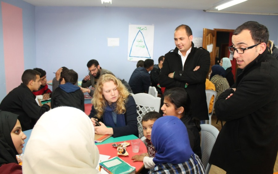 Volunteer in NGOS in Palestine