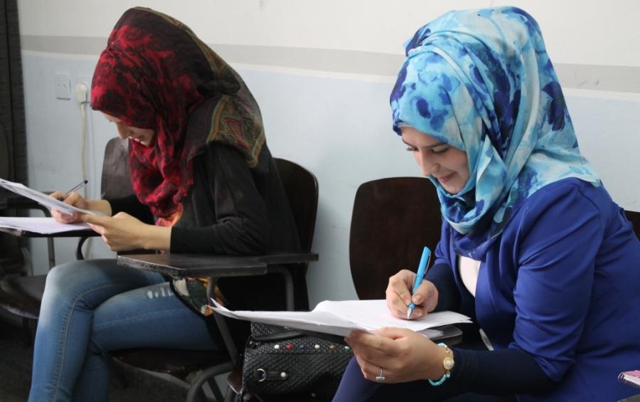 Volunteer in Palestine