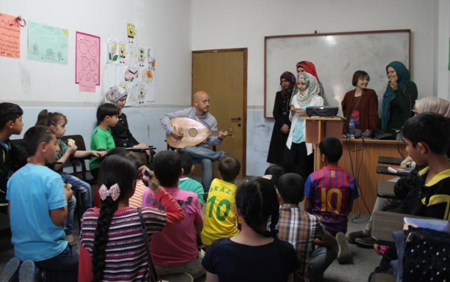 Teach English, Learn Arabic in Palestine
