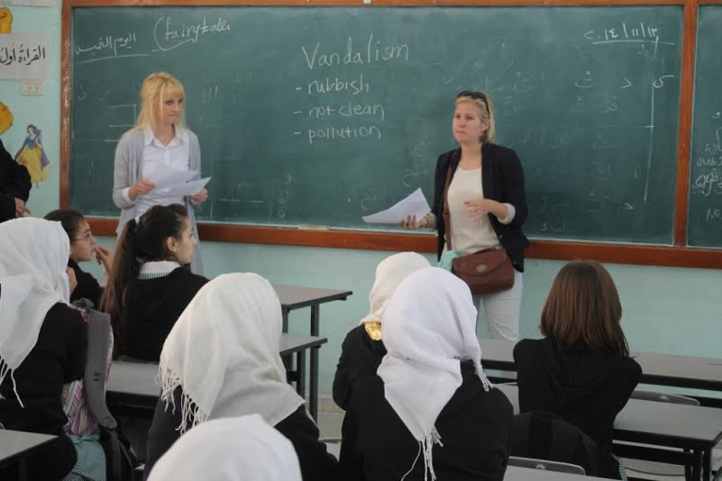 نادي اللغة الانجليزية ١