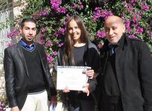 Arabic Student 2