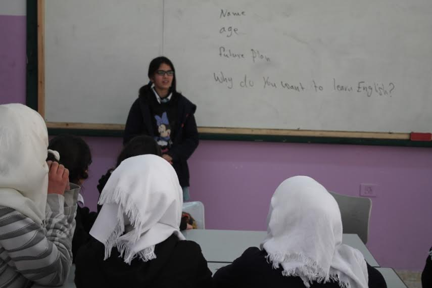 English Club at Alrayan6