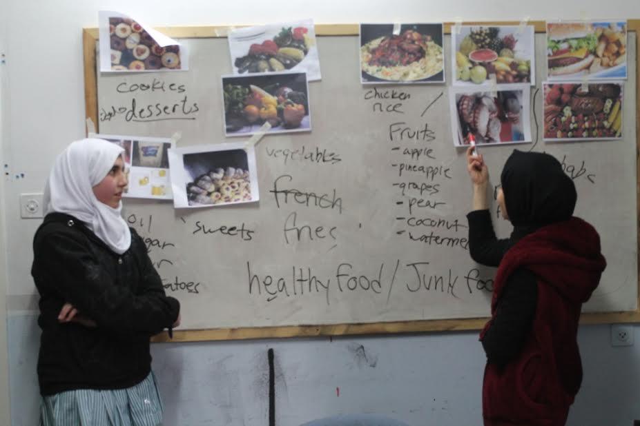 Food day at EC1