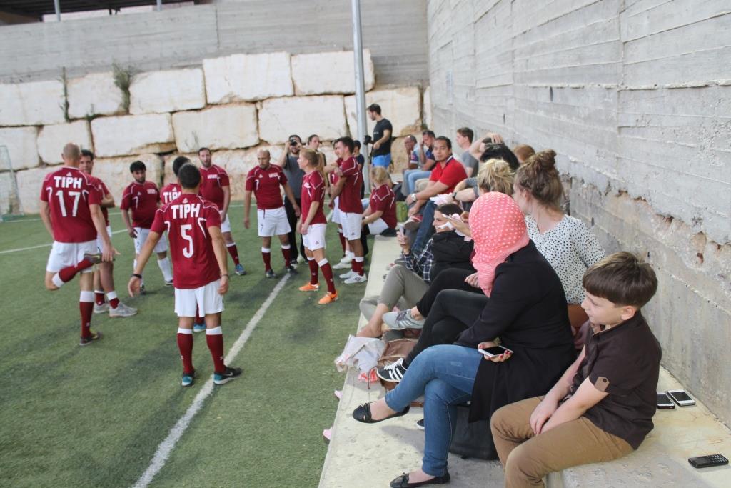 Fotball match 3