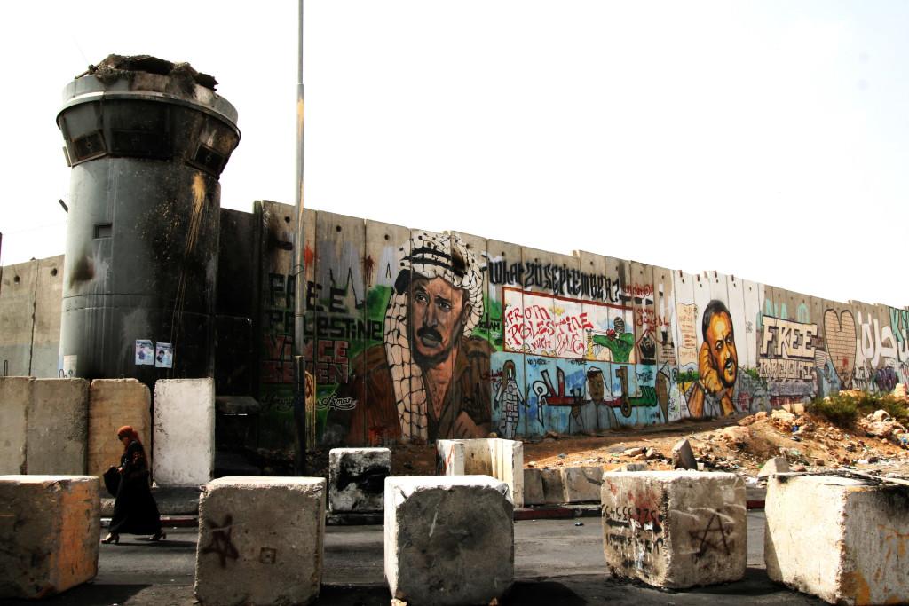 Qalandia_Checkpoint,_Ramallah