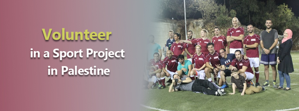 volunteer in in a sportpsd
