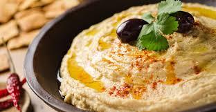 5 Palestinian Hummus