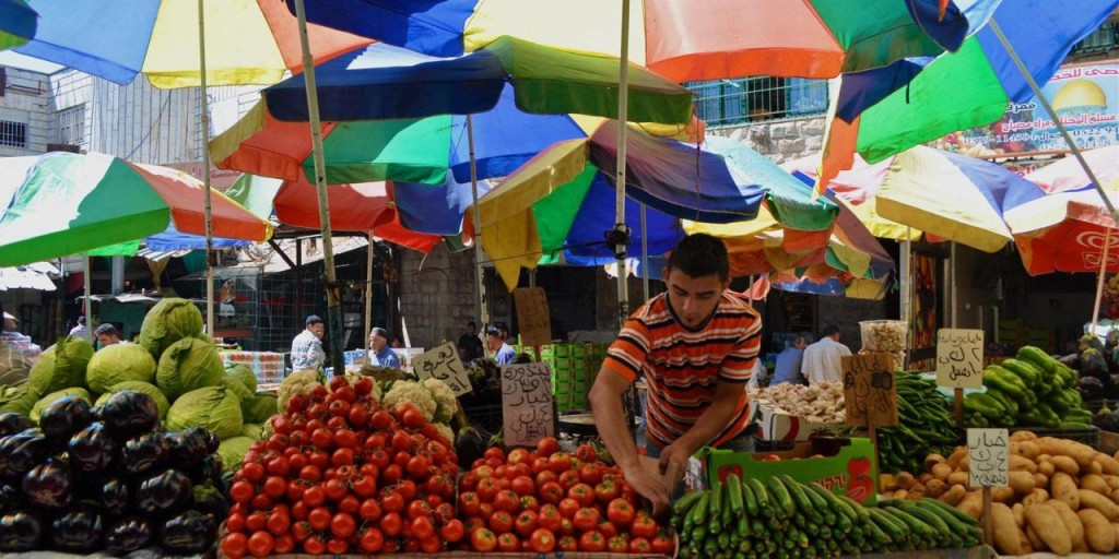 Markets in Palestinev