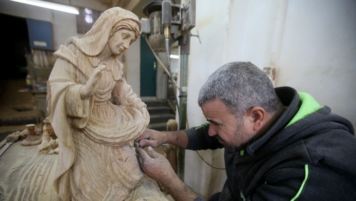 Olive Wood Carvings 5