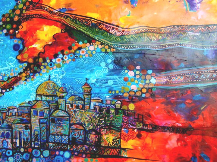 Palestinian Art The Excellence Center In Palestine