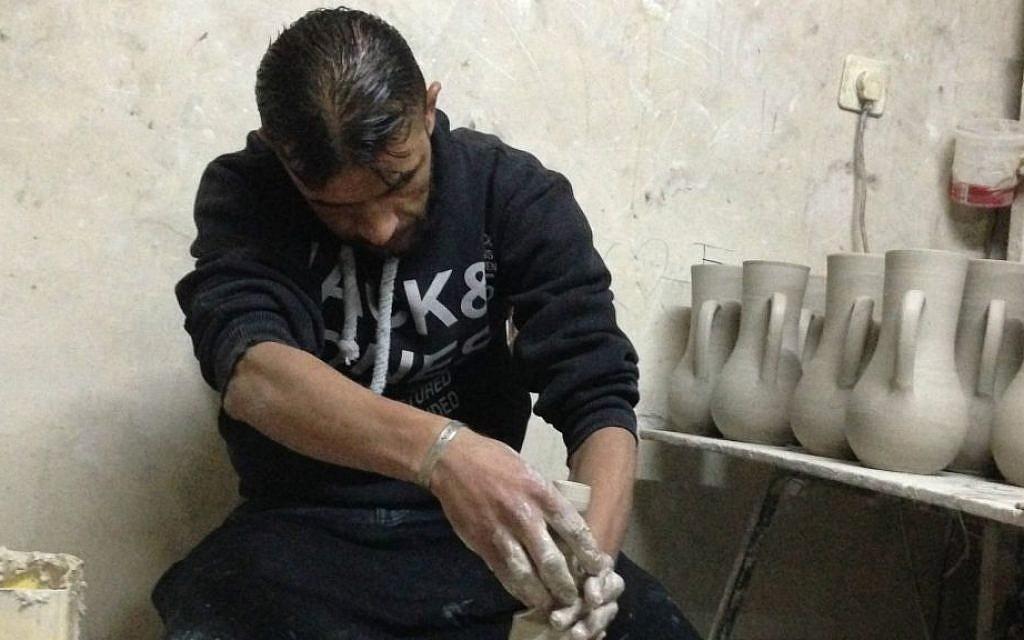 Pottery of Palesitne
