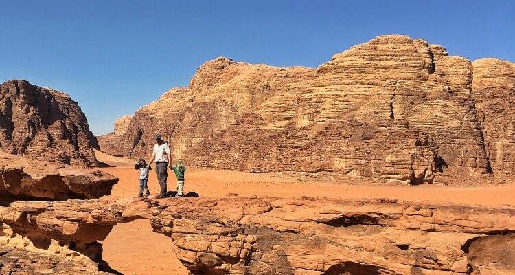 Visiting Jordan and Palestine