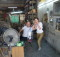 glassblower and pottery makers in Hebron