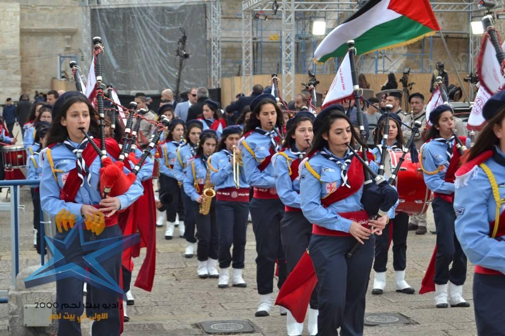 Christmas in Palestine 2017