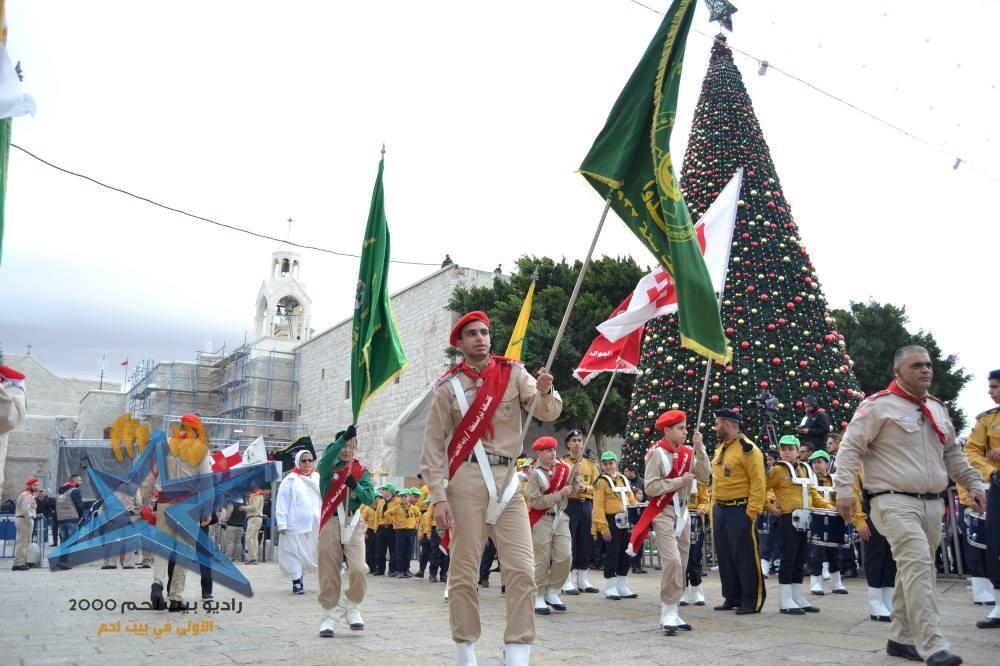 Christmas in Palestine 20171