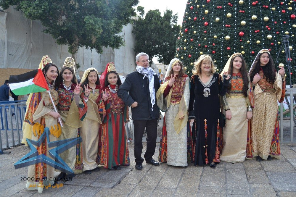 Christmas in Palestine 20174