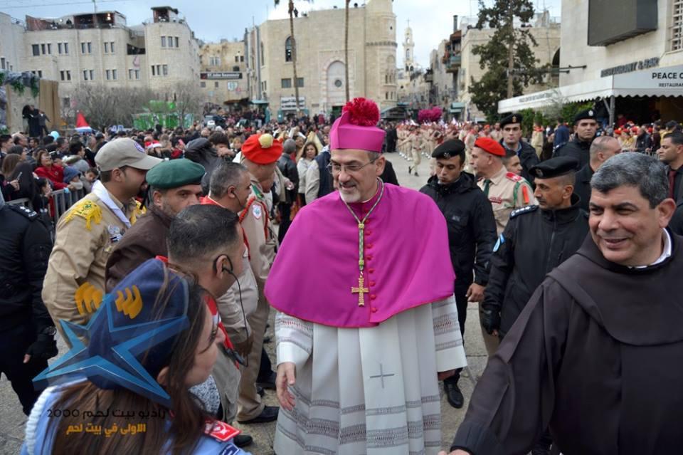 Christmas in Palestine 20176